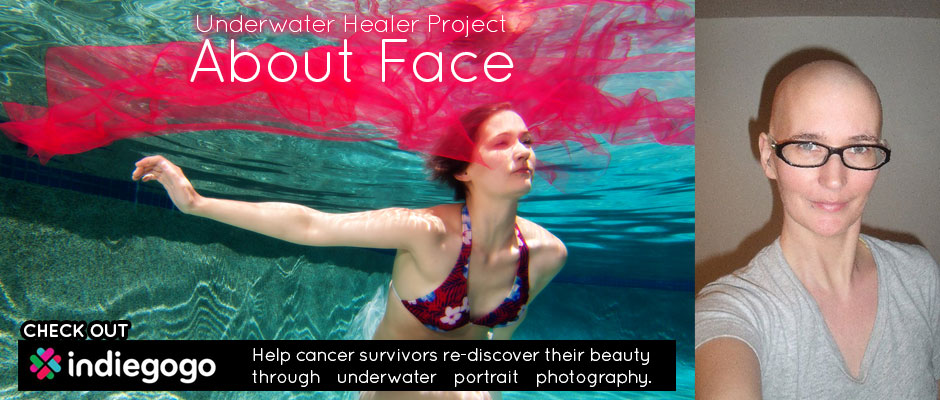 underwater healer about face